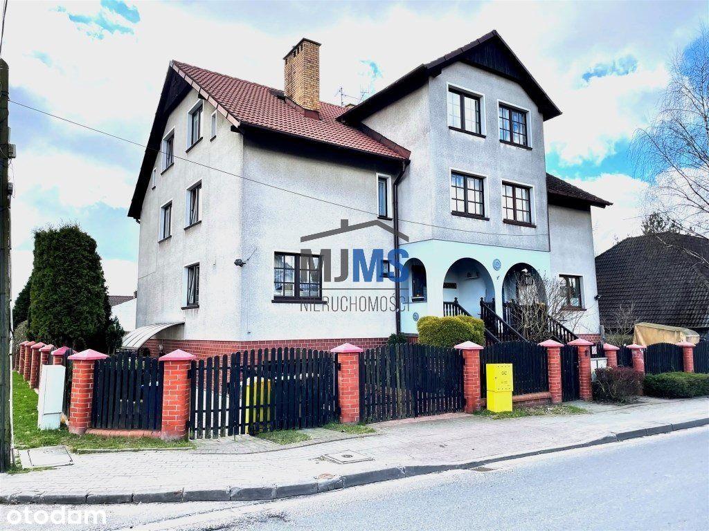 Funkcjonalny dom 256m2, 6 pokoi, Rydygiera, Słupsk
