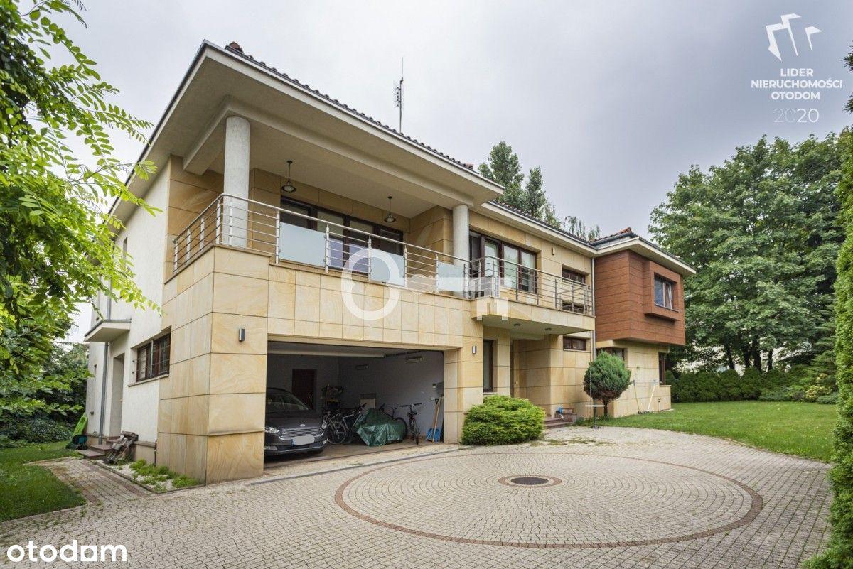 Wolnostojący dom na Wilanowie | 730 m2