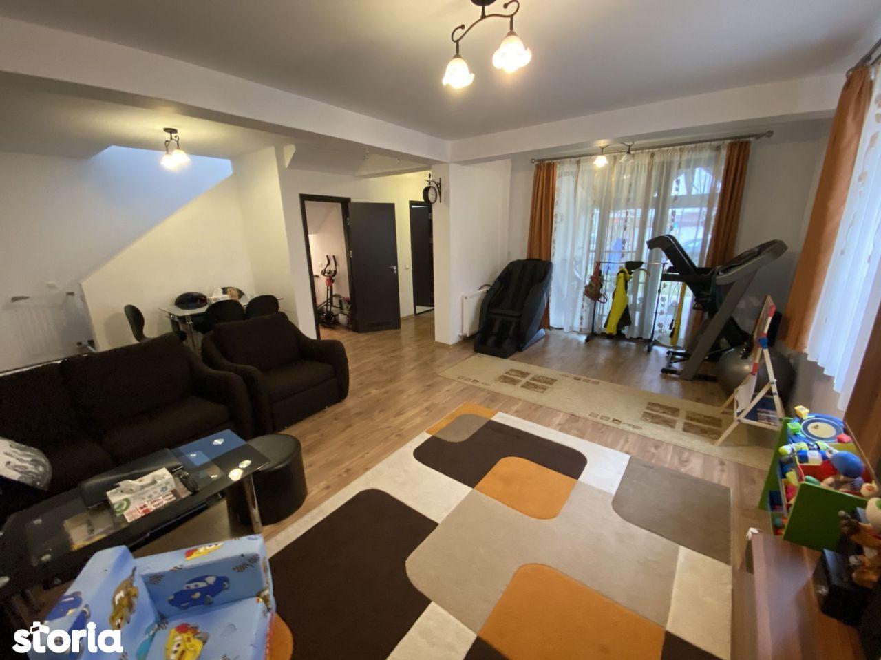Casa Individuala P+1 Militari Residence - Rezervelor