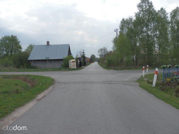 Działka, 6 180 m², Płasków