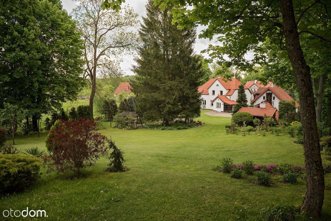 Wspaniały dom na Mazurach z dużą działką