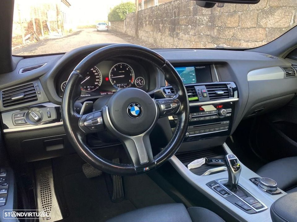 BMW X4 30d XDrive Pack M - 23
