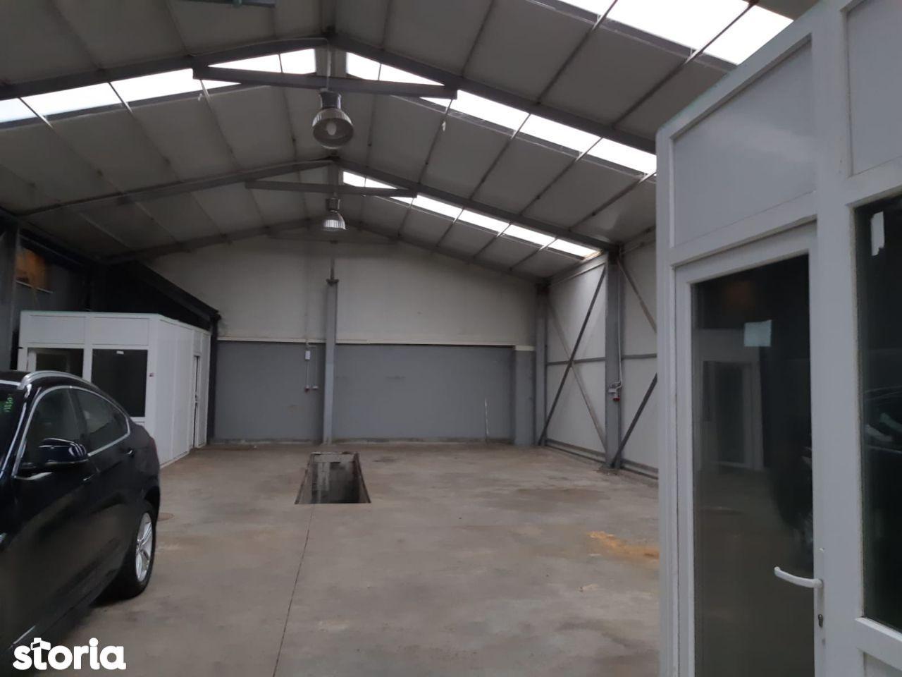 Imobilstar inchiriaza hala noua pentru service auto