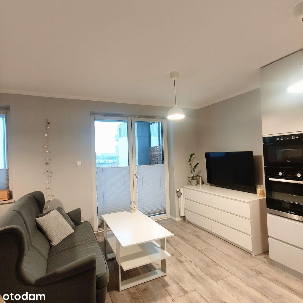 Urządzone mieszkanie Nowy Przewóz od właściciela