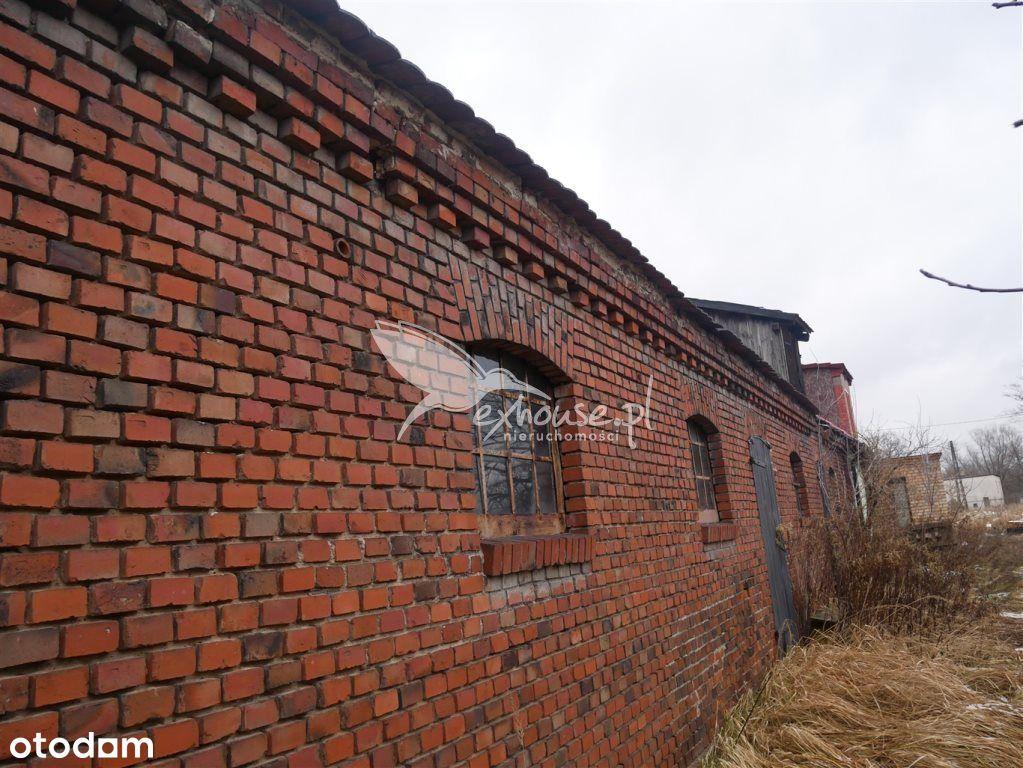 Działka wraz z zabudowaniami   2000m2   Rudak