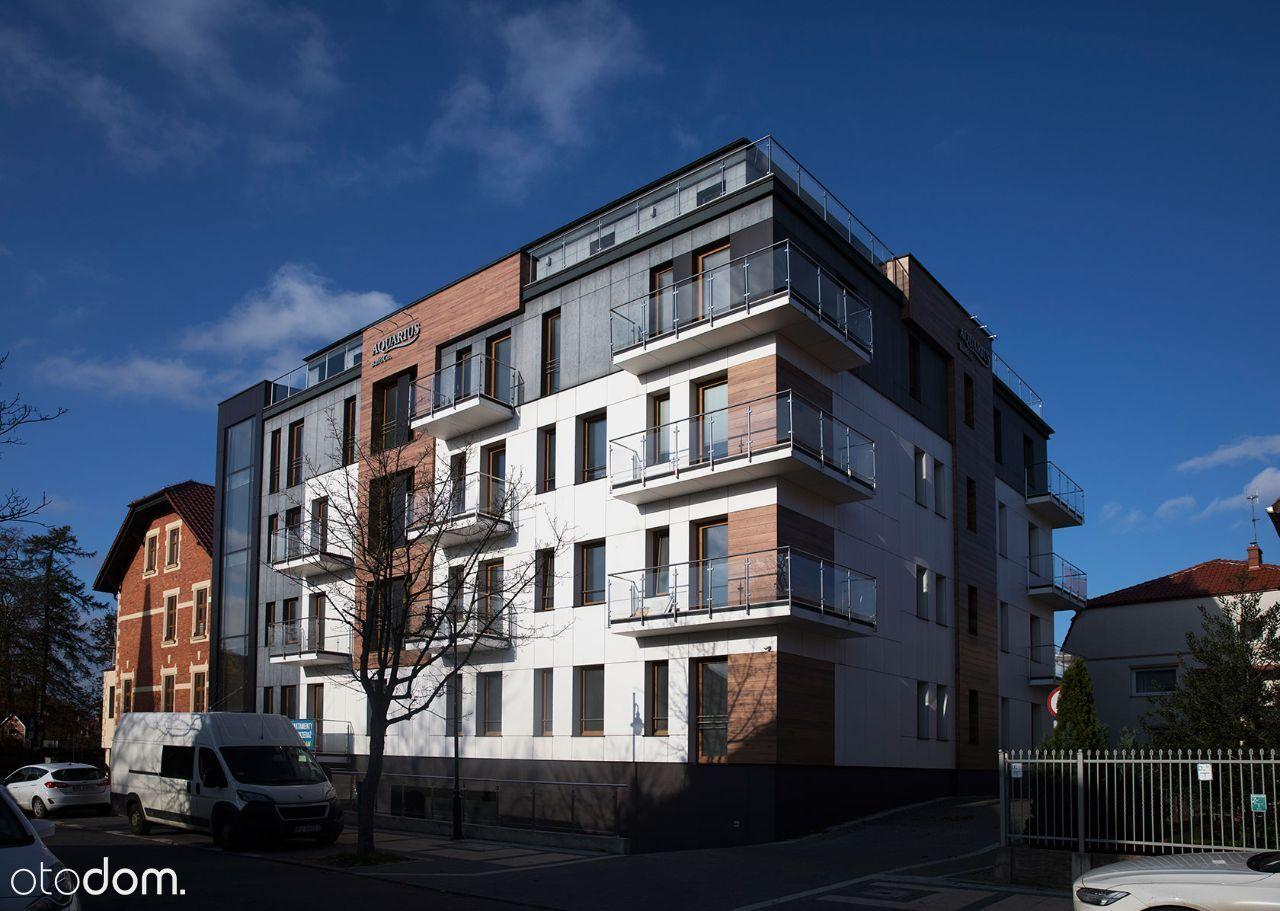 "Apartamenty ,,AQUARIUS BALTICO""- nowoczesny design"