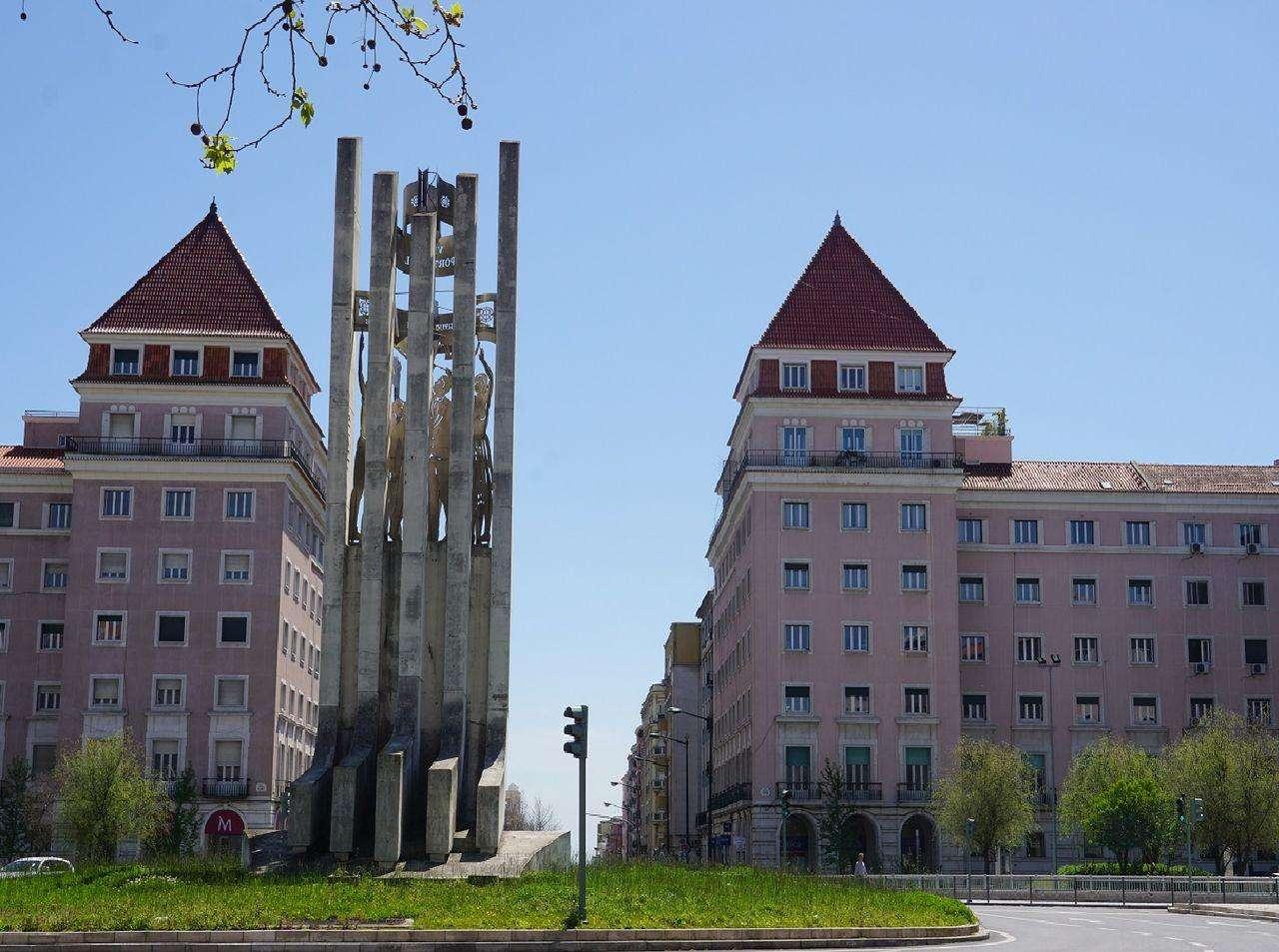 Apartamento para arrendar, Areeiro, Lisboa - Foto 1