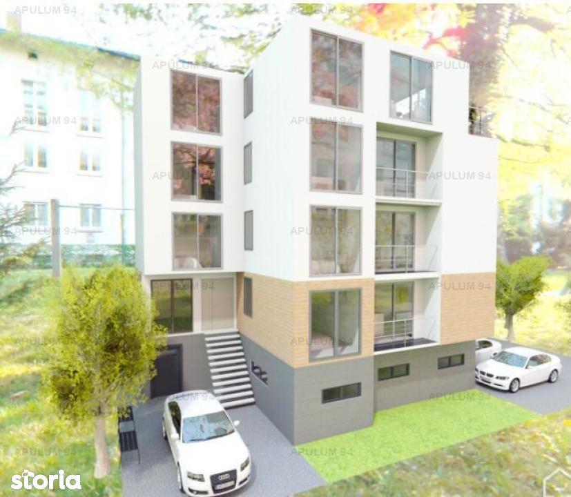 Bloc de apartamente la rosu   Zona Al.Teisani - Greenfield