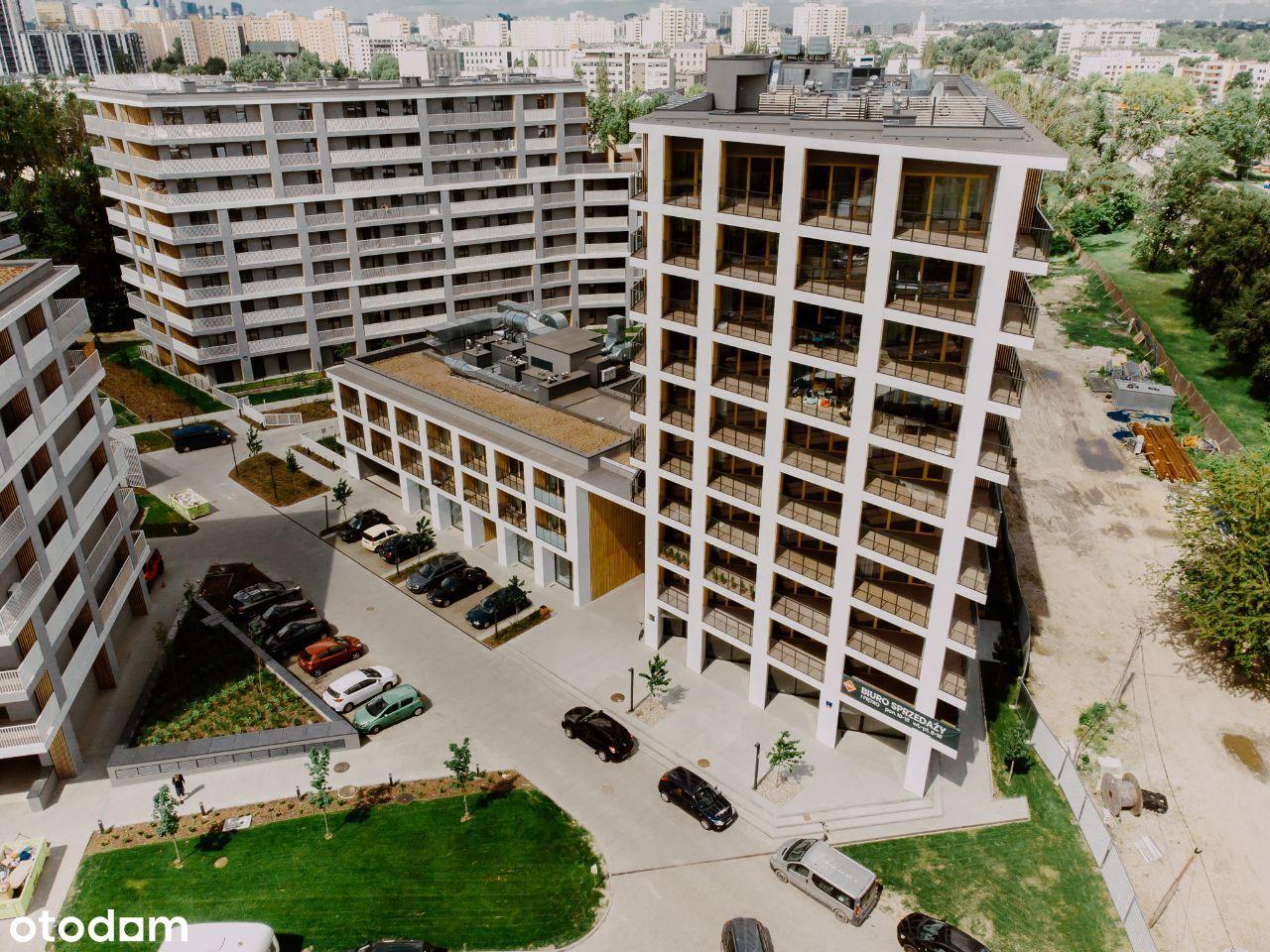 BEZPOŚREDNIO 5-pokojowe mieszkanie BALKON 37 M2