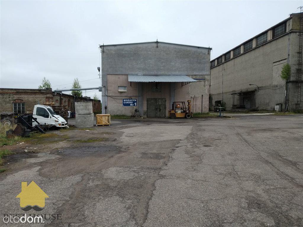 Hala o pow. 1027 m2 pod Lublinem