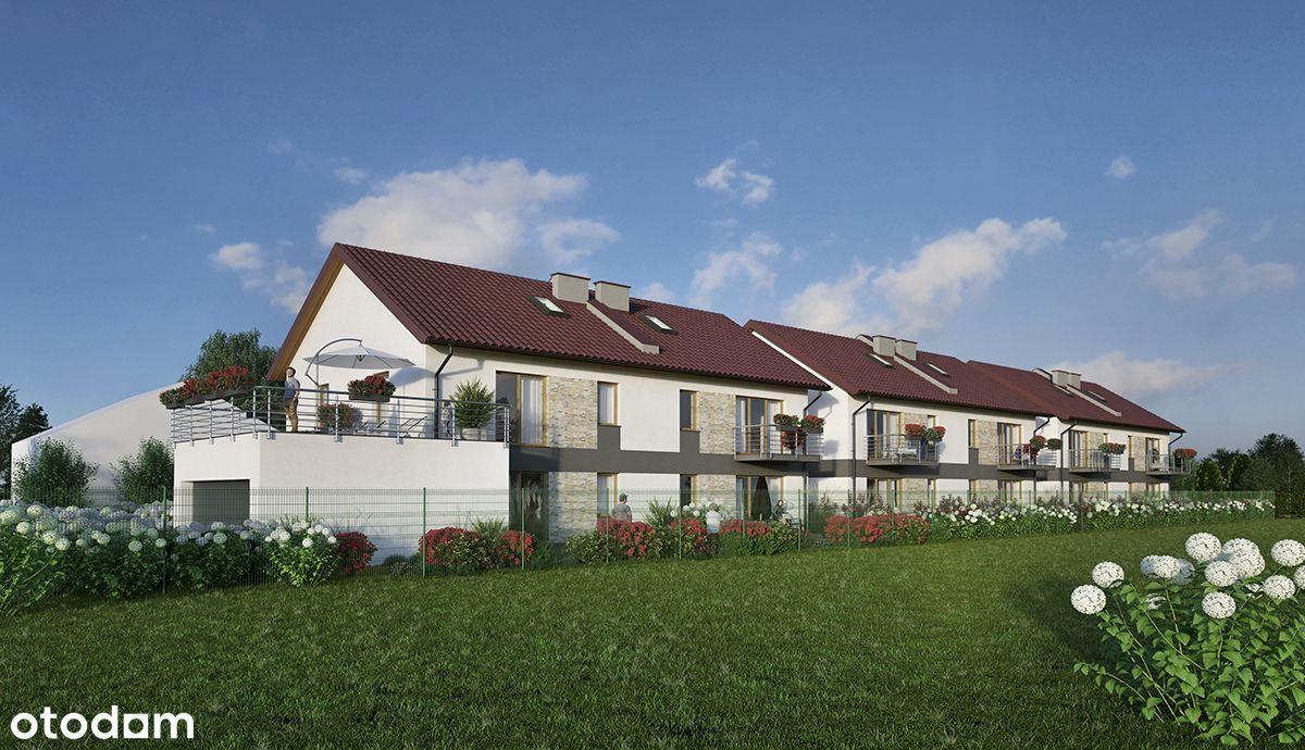 Osiedle w Hortensjach | przestronne mieszkanie B2