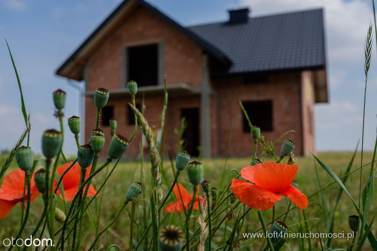 Rodzinny dom do wykończenia w Woli Otałęskiej