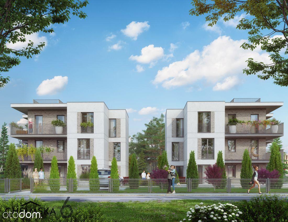 Apartament Wola Justowska 3 pok