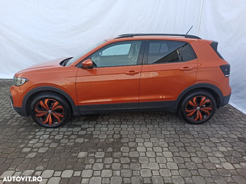 Volkswagen T-Cross 1.0 - 14