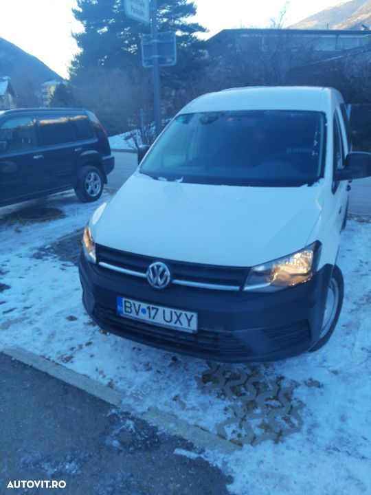 Volkswagen Caddy 2.0 - 5