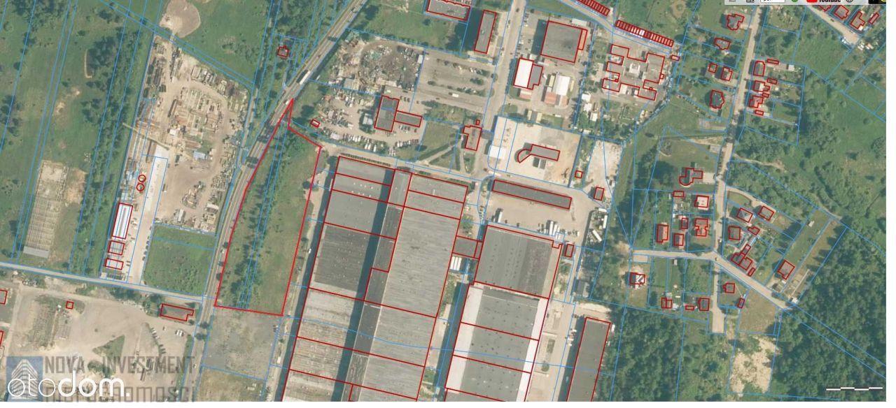 Działka, 13 462 m², Zawiercie