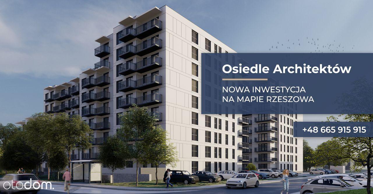 Mieszkania od 25 m2 - 66 m2 ARCH-DOM Development