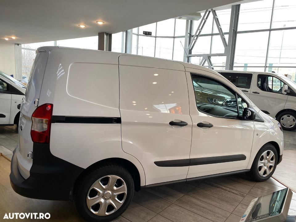 Ford Courier - 4