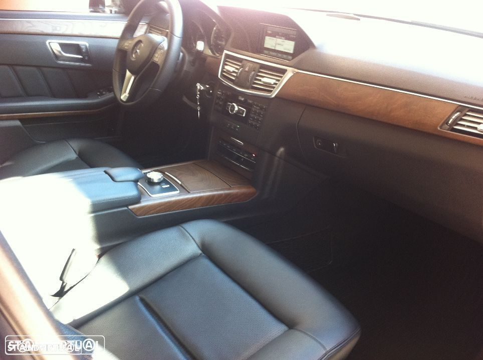 Mercedes-Benz E 250 CDi Avantgarde BE Auto. - 20