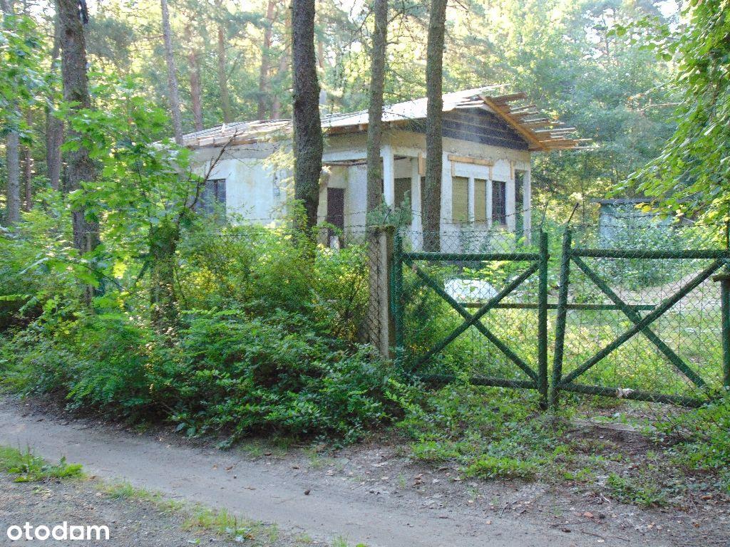 Na sprzedaż dom z działką w miejscowości Sokolniki