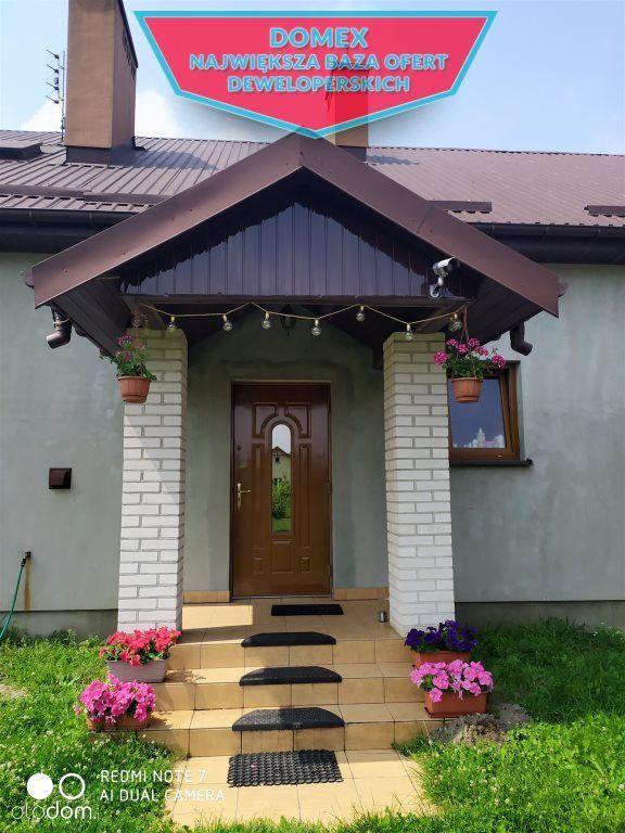 Dom, 105 m², Budy-Grzybek