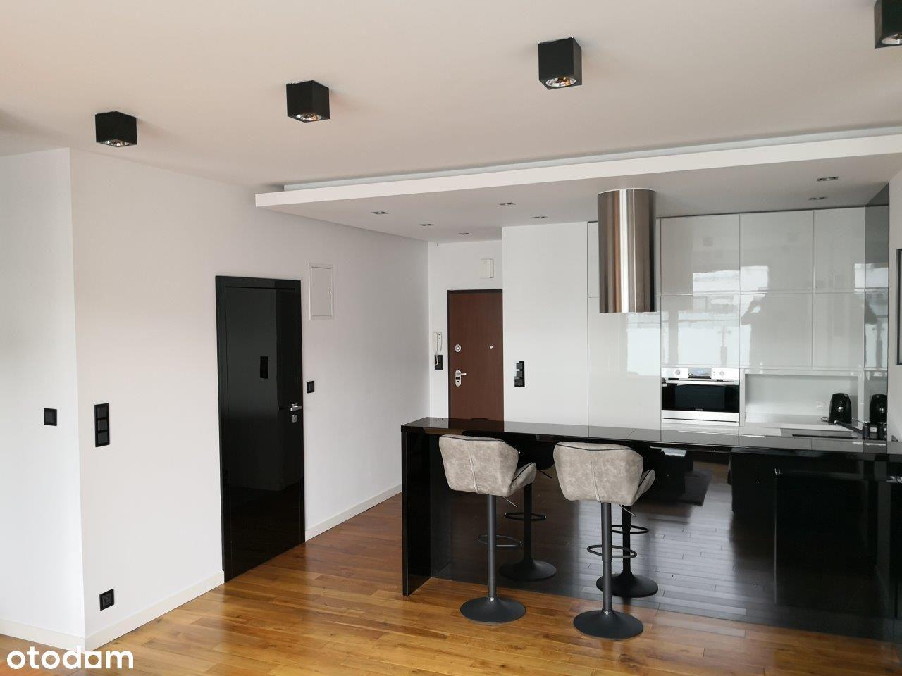 Designerskie mieszkanie (48m) z tarasem + garaż
