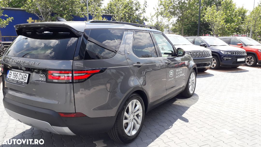 Land Rover Discovery 2.0 - 5