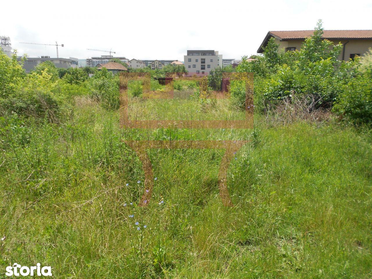 Vanzare teren 980mp cu PUZ cartier Europa zona strazii Nicolae Labis
