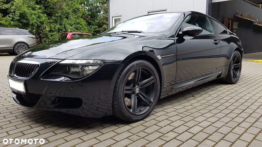BMW M6 M6 Coupe Japonia ,Full Idealna!! - 1