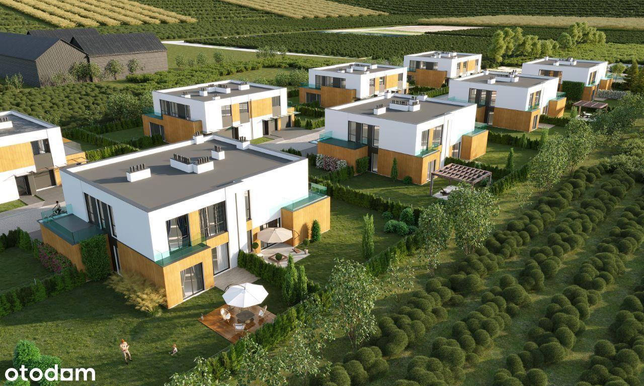Rezerwacja | mieszkanie 1B4 | ogródek 67 m²