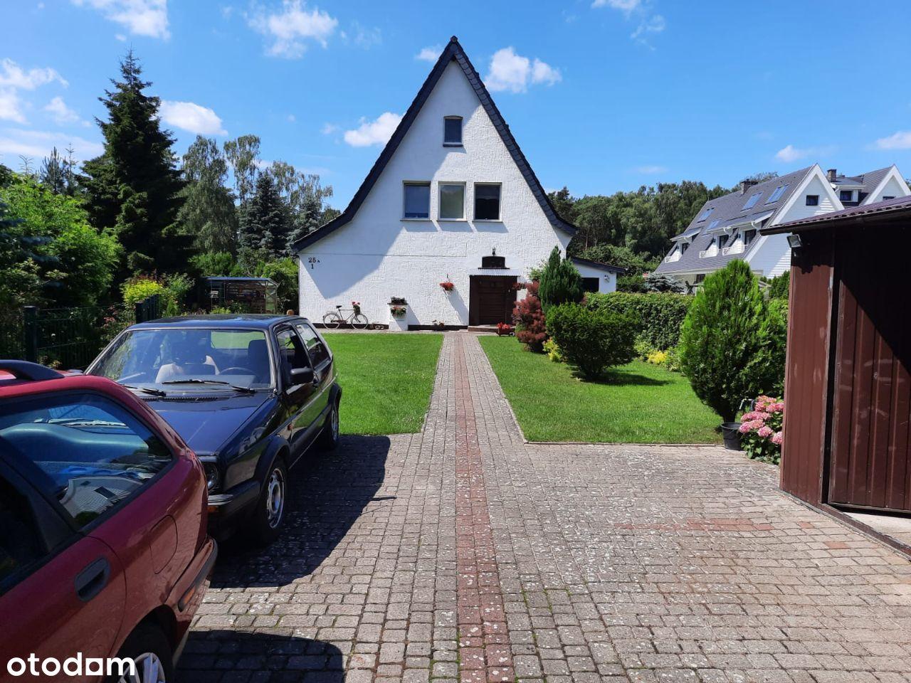 Mieszkanie w domu, 400m od plaży, ogród 390m2,86m2