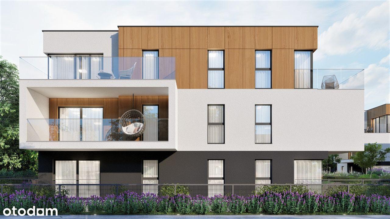 Apartamenty Czeremchowa, ogród + Taras, 4 pokoje!