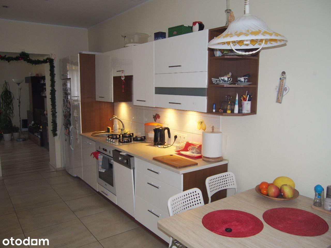 Mieszkanie 2 pokojowe z kuchnią 62m2 i ogródek 150
