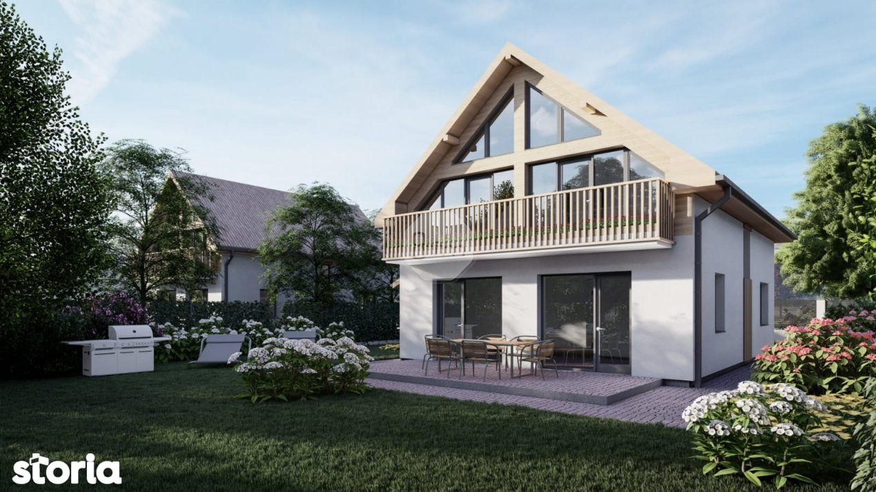 Vanzare Casa Individuala | 4 Camere | 3 Dormitoare | 135 mp | zona Fel