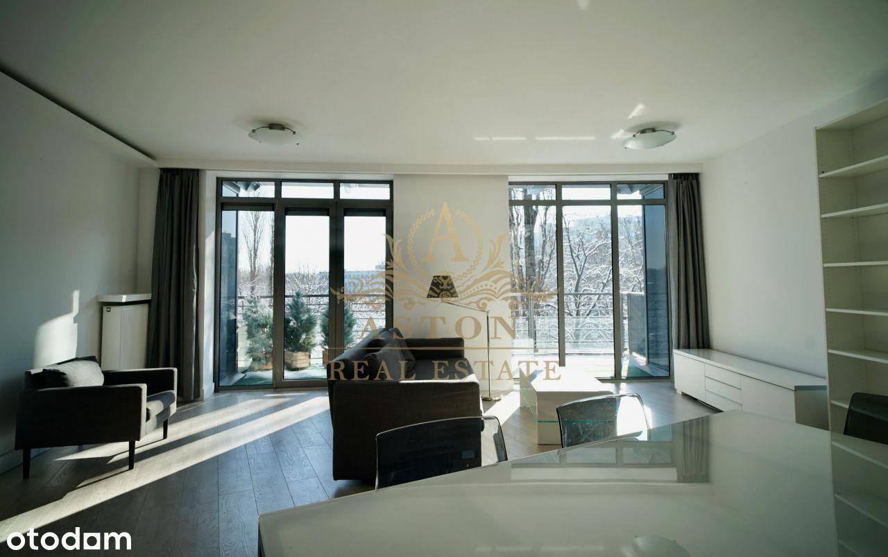 Luksusowy apartament z 2 sypialniami- Holland Park