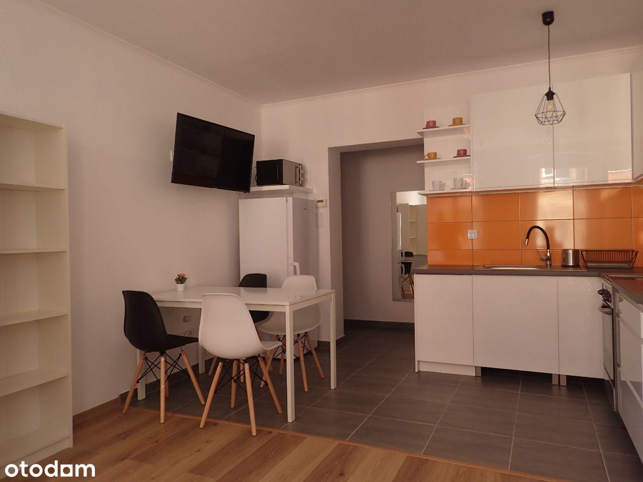 Słoneczne mieszkanie 2-pok, pl Grunwaldzki