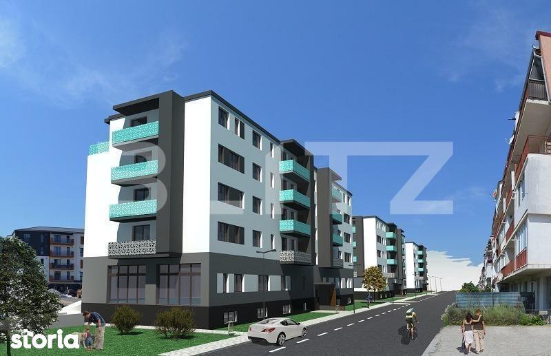 Ansamblu rezidential in zona strazii Eroilor, preturi de la 830 Eur/mp