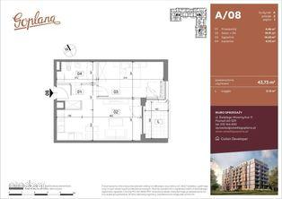 Mieszkanie A08