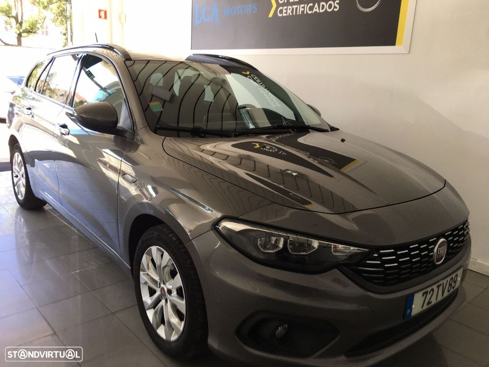 Fiat Tipo Station Wagon 1.3 M-Jet Lounge - 8