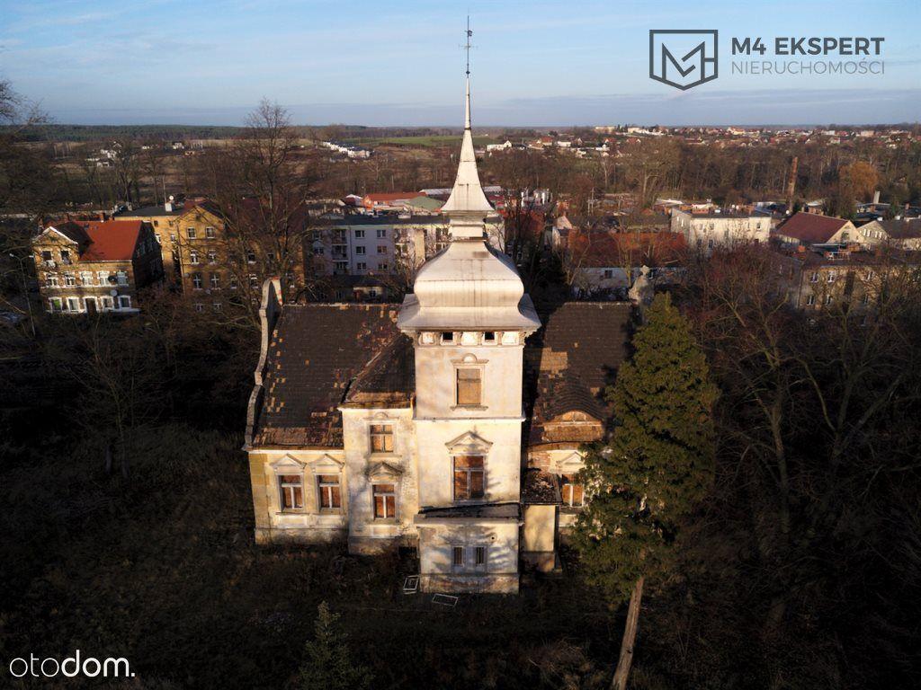 Stylowy pałacyk z XIX wieku - do remontu
