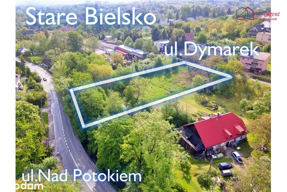 Działka z warunkami zabudowy w Starym Bielsku
