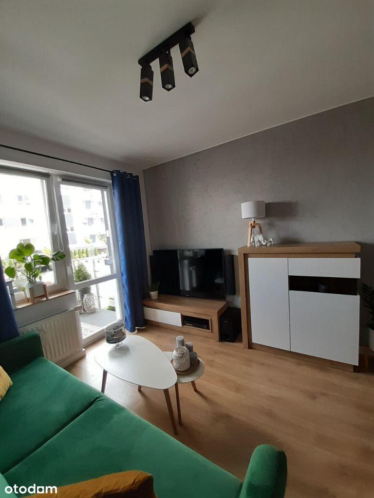 Nowoczesne mieszkanie 2-pokojowe