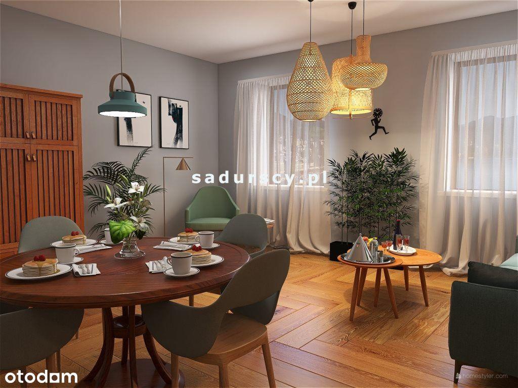 Mieszkanie, 92 m², Kraków