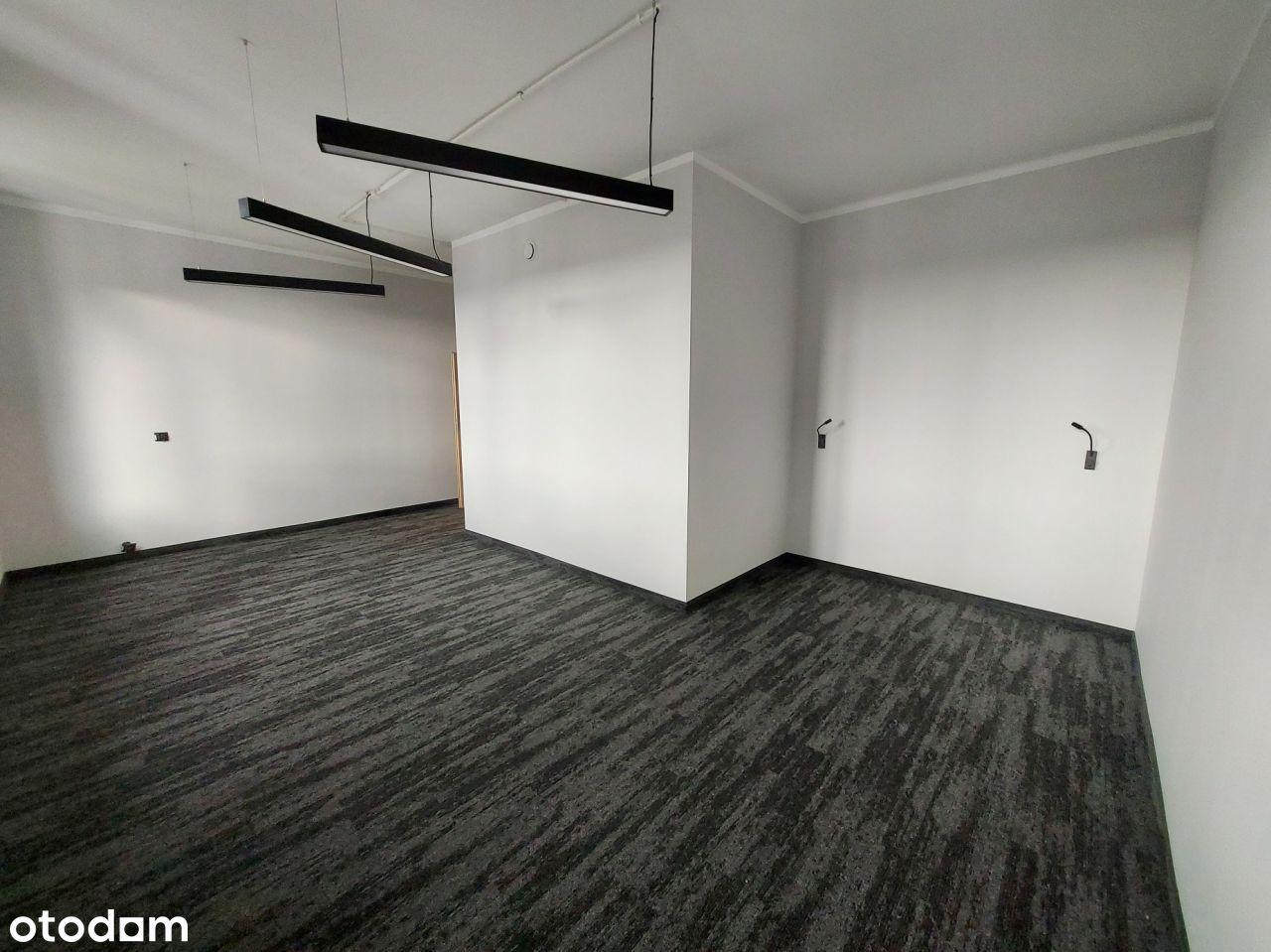 biuro z prytaną łazienką - do wynajecia w nowym bi