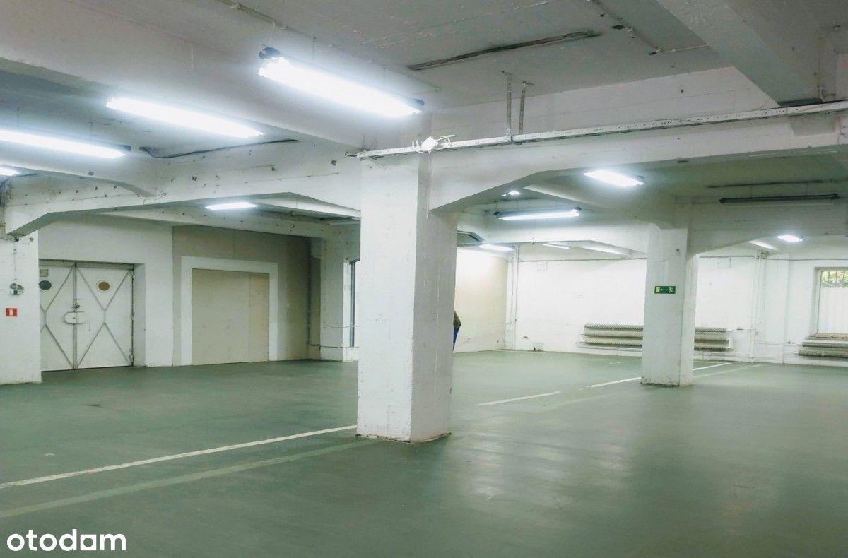Magazyn 327 m2 Wola