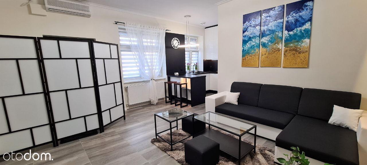 Nowocześnie urządzone mieszkanie - 54 m2