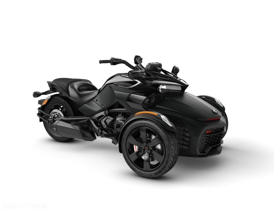 Can-Am Spyder F3 S 2021 nowy automat na Kat B - 1