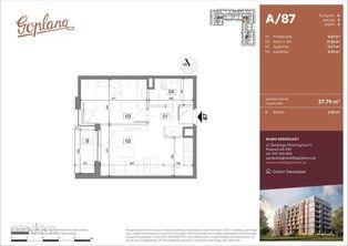 Mieszkanie A87