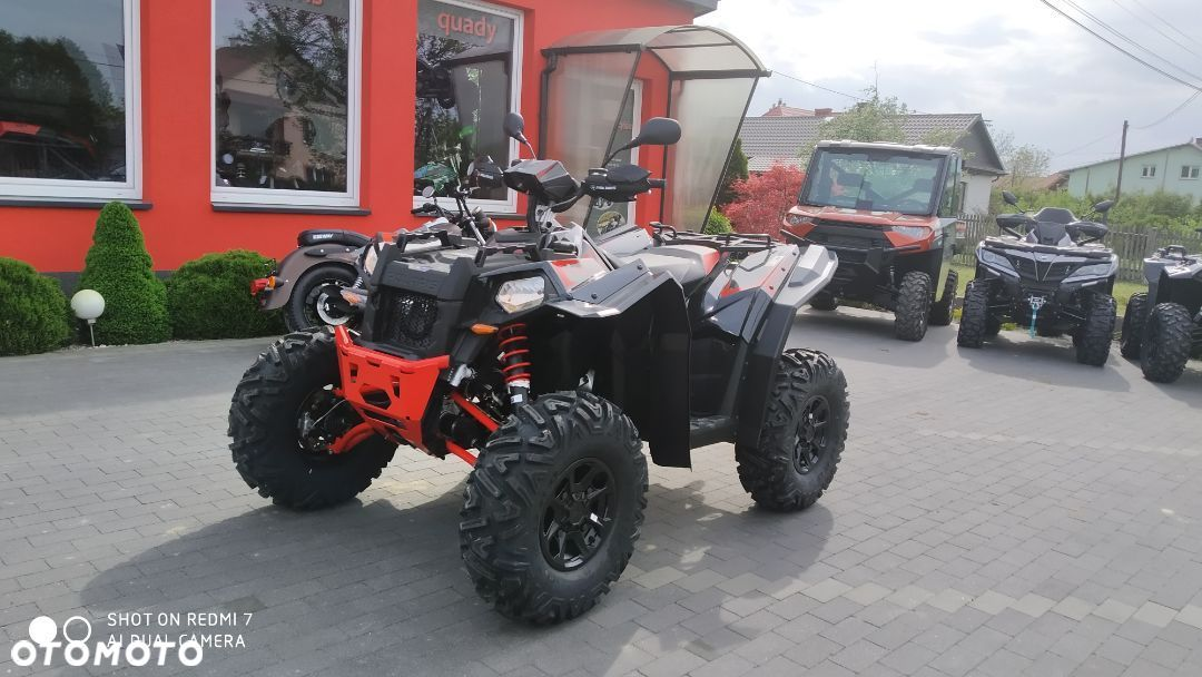 Polaris Scrambler Scrambler xp 1000 S Polaris Dealer MKMOTOCYKLE Mielec - 9