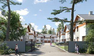 Dom w zabudowie bliźniaczej 180 m, ogród, Józefów